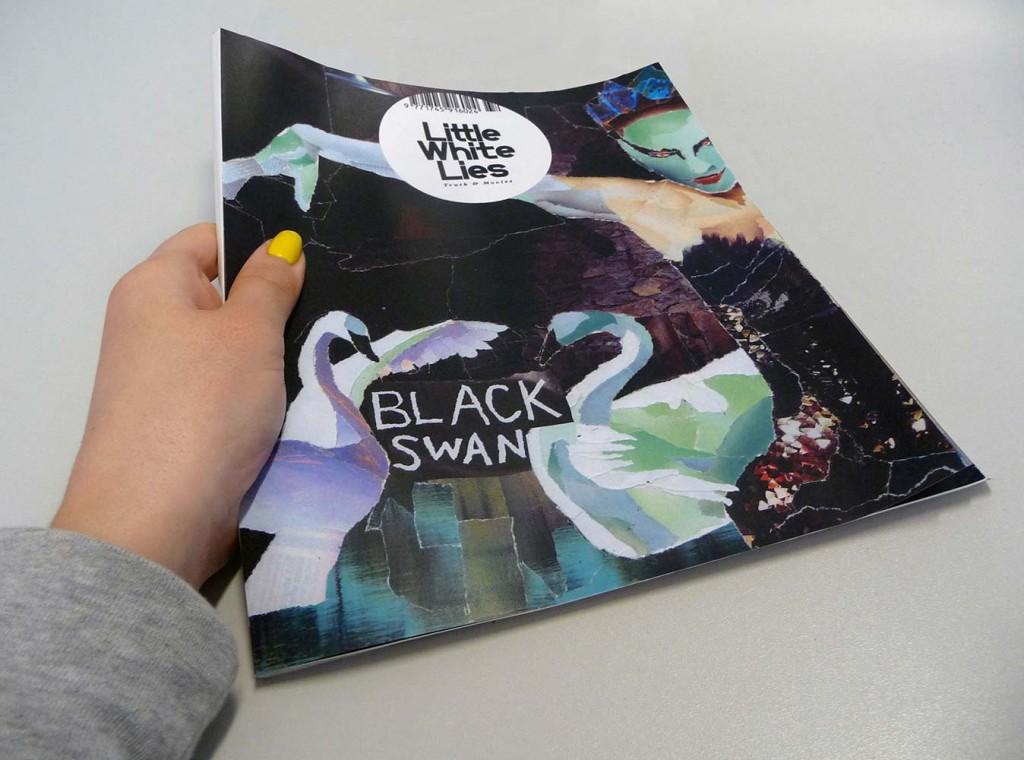 Black swan cover