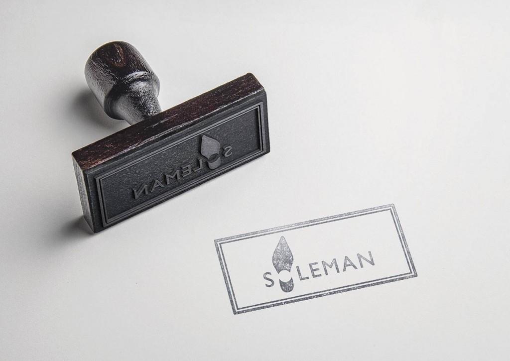 Soleman-stamp